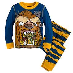 Beast PJ PALS for Boys | Disney Store