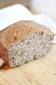 Pane Morbido Senza Glutine e Senza Farine (Pane di Luca) è il pane a bassissimo indice glicemico e pochi carboidrati, ideale per colazione