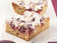 Himbeer-Mandel-Kuchen - smarter - Zeit: 20 Min. | eatsmarter.de Himbeeren und Mandeln sind eine super Kombi.