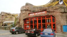 It wasn't one officially one of the Seven Wonders of the World, but it should have been. Magic Mountain, in all it's