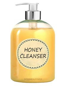 Looking for an organic way to make your skin beautiful?? Use honey as your daily cleanser for clear, healthy skin....