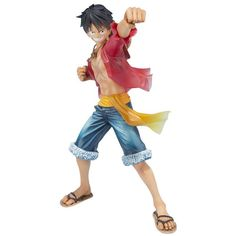 One Piece Monkey D. Luffy  5th Anniversary Edition - Bandai