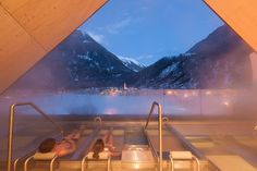 SPA 3000 at the Aqua Dome, exclusively reserved for hotel guests, embodies a new dimension of wellness for all senses Hotel Austria, Vienna Austria, Spa Hotel, Central Europe, European Travel, Dom, Alps, Luxury Travel, Beautiful Places