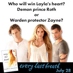 Every Last Breath by Jennifer L. Armentrout Teaser