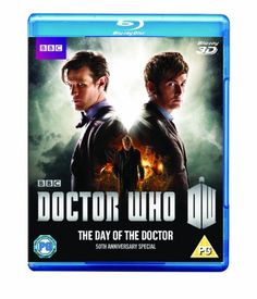 BEST OFFER Doctor Who-50th Anniversary Release [Blu-ray]