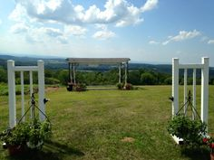 Country living and wedding preparations! Very excited! Photo by Andrea Kolesnikoff