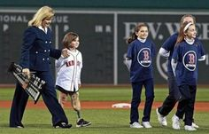 For Richard family, finding strength...... We will continue to pray for all of those affected by this. #BostonStrong