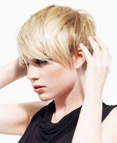 Long Pixie Haircut