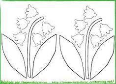 """Résultat de recherche d'images pour """"decoupage fleur"""""""