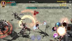 Spell Chaser is a Android Free-to-play Action Role Player Multiplayer Game where Level is only a number