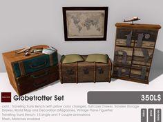 22769 ~ [bauwerk] Globetrotter Set