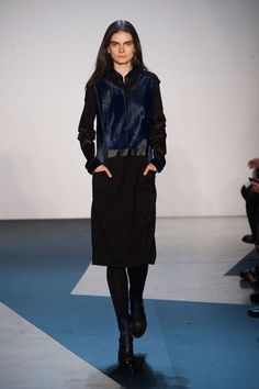 Helmut Lang Review | Fashion Week Fall 2013