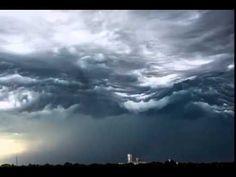 Increíble pero son Nubes - YouTube