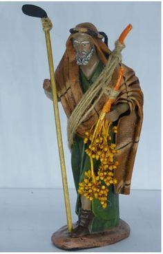 Pastores de Navidad 21 cm
