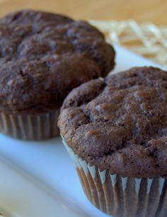 Day 349 - Chocolate Chocolate Chip Muffins - 365 Days of Baking