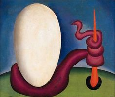 Urutu, Tarsila do Amaral, 1928