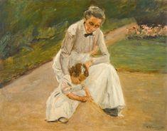 Max-Liebermann- 1847-1935 - peintre Suédois