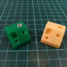 OpenRC Calibration Cube - Before you start printing the OpenRC F1 that uses pockets to fit the small M3 nuts and see if you need to calibrate your printer for them to fit.  Even if this comes out good, make sure you test the m3 nuts in the first 3dprinted part aswell to be sure.