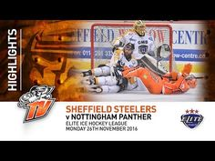 Highlights from the Sheffield Steelers loss against the Nottingham Panthers on Boxing Day, in front of an EIHL recording breaking crowd. Nottingham Panthers, Sheffield Steelers, Boxing Day, Ice Hockey, December, England, Boys, Baby Boys, Children