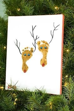 Great idea for the kiddos and an even better keepsake decoration!