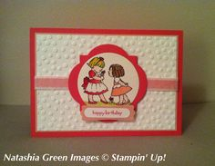 Little Friends Stampin' Up!