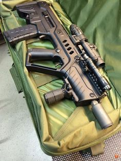 IWI US - TAVOR XB95 17IN 9MM LUGER Assault Rifle BLACK 32+1RD