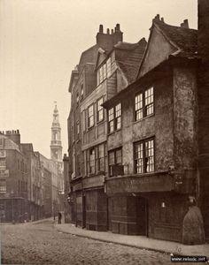 Архивы Bishopsgate Лондона начиная с 1883