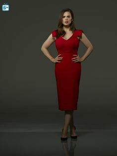 Promotional Photoshoot - 005 - Hayley Atwell Online