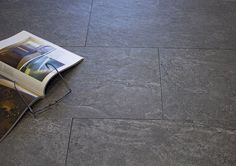Our #Grenoble series is a slate #porcelain #ceramic perfect to any space that wants to get a timeless design.