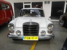 Antique Mercedes