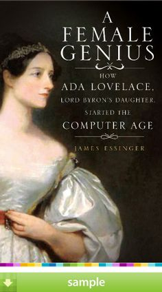 'A Female Genius' by James Essinger - Download a free ebook sample and give it a try! Don't forget to share it, too.