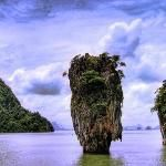 Ilha James Bond, Tailândia