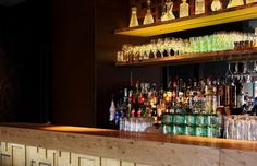 Bar Backbar Club Square - Design Beers Brickworks