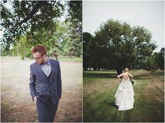A Blogger's Creative & Unique DIY Wedding