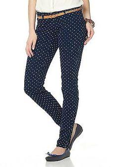Jeans skinny Gr 36 blue used Stretchjeans enge Hose leichtes Denim NEU