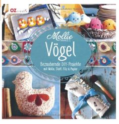 Mollie makes Vögel