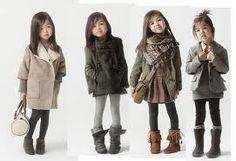 Little girl fashion   (winter)