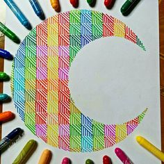 Check out ➡ for the tutorial 😇. Be inspired always! Doodle Art Drawing, Zentangle Drawings, Mandala Drawing, Zentangle Patterns, Zentangles, Art Drawings Beautiful, Cool Art Drawings, Colorful Drawings, Art Drawings Sketches