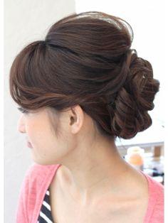 卒業式 髪型 袴 ショート | Kimono: Kanzashi,Hair Accesseries & More ...