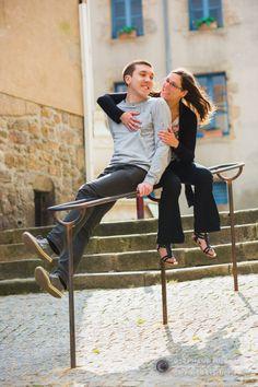 Floriane et Julien - Clisson