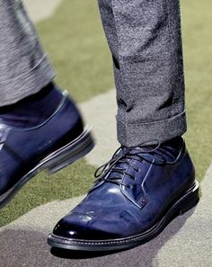 Statement making shoes for men.