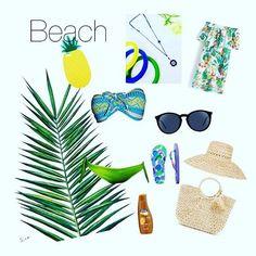 Imprescindibles para los días de playa  #Accesorios  @daytodayaccess  Contacto: Gerencia@daytodayaccess.com #shoponline http://ift.tt/1UzLnwC -  DIRECTORIO MMODA  #Tendencias con sello Venezolano  #DirectorioMModa #MModaVenezuela #DiseñoVenezolano #Venezuela #Accesorios #Accesories #Collar #Moda #Fashion #shopping