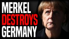 Does Angela Merkel Want To Destroy Germany? | European Migrant Crisis Yes she has done that she has allowed genocide against the Huns of Germany and refugee Huns across the European Union