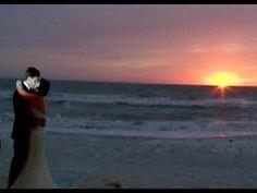 Liliana and Tim   Ritz Carlton Beach Wedding - YouTube