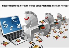 How To Remove A Trojan Horse Virus? What is a Trojan Horse? http://www.2020techblog.com/2016/08/how-to-remove-trojan-horse-virus-what.html #virus #computervirus #TechVAN