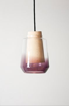 Lovely lamp by Marianne Andersen