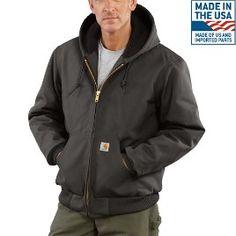 Men's Jackets & Coats: Work, Outdoors, & More | Carhartt