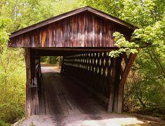 Covered bridges   Swann & Easley Covered Bridges, Blount County, Alabama   al.com