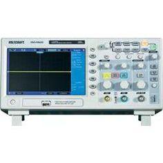 VOLTCRAFT Vorteilsset DSO-1062D 2-Kanal Oszilloskop, Digitales Speicheroszilloskop, Bandbreite 60 MHz , inkl. 2 Tastköpf