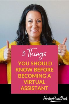 Have you heard the term 'virtual assistant' and wondered exactly what a VA is? You might be a business owner looking to create some extra time in your business - or you might be looking at starting as a virtual assistant yourself! First things first here are 3 things you should know - let's talk about what a VA is and what they do. Read more on the blog. Outsource | Extra income | Business. Online Jobs For Moms, Online Work, Virtual Jobs, How To Make Money, How To Become, Let Them Talk, Work From Home Jobs, 3 Things, Virtual Assistant